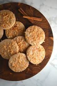 The traditional christmas dessert is tembleque, which is a kind of custard made with coconut, cornstarch, vanilla, and cinnamon. Chewy Coquito Cookies Puerto Rican Coconut Cookies Delish D Lites