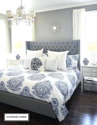 new master bedroom bedding home linens and bedrooms blue gray comforter set light blue and gray queen size comforter