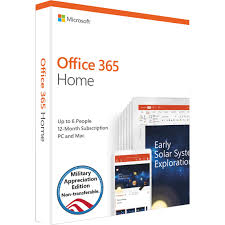 Microsoft office 365 home Package Microsoft Office 365 Home Military Edition 2019 Exchange Microsoft Office 365 Home Military Edition 2019 Microsoft Software