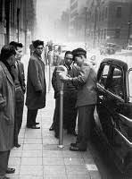 「1959年 - 東京都が日本初のパーキングメーターを日比谷と丸の内に設置。」の画像検索結果