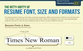 Best Fonts Resume Eliolera Com