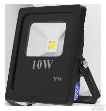 <b>Прожектор</b> светодиодный <b>ELF SLIM</b>, 10Вт, IP65, 220v — купить в ...