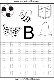 Free Printable Letter Tracing Worksheets For Preschoolersll