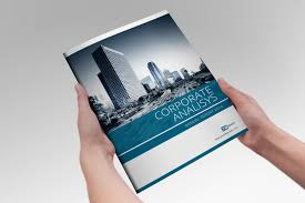 best business brochures 70 modern corporate brochure templates design shack