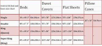 linen bamboo bed bed sheet sizes chart remarkable 6 best of standard quilt dimensions chart bed