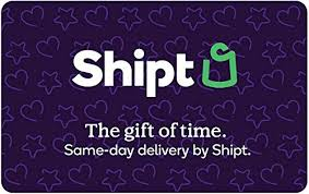 Shipt Gift Card - Email Delivery: Gift Cards - Amazon.com