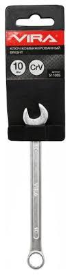 <b>Vira</b> BRIGHT <b>ключ комбинированный</b> 10 мм — купить по выгодной ...