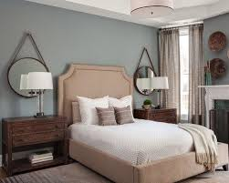 Blue Gray Paint Bedroom