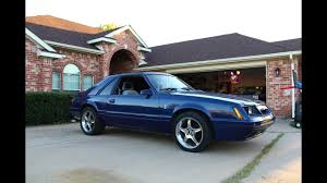 1986 Mustang GT 5.0 T-Top Hatch Project! - Part 1 - YouTube