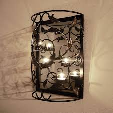 hartleys wall mounted tealight candle holder mirror couk hartleys wall mounted tealight candle holder mirror couk kitchen home