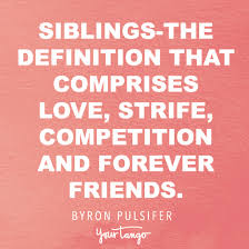 Sibling Love Quotes New Sibling Love Quotes Best Quotes Everydays