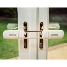 patlock heavy duty french double door