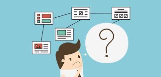 Flow Chart Cartoon How To Design A User Flow Diagram For Your Website