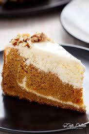 Carrot Cake Cheesecake Cafe Delites