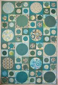 Circle Quilt Patterns Awesome 48 Best Circle Quilts Images On Pinterest Circle Quilts Circles