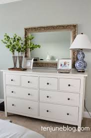 Mirrors For Bedroom Dressers 17 Best Ideas About Bedroom Dresser Decorating On Pinterest