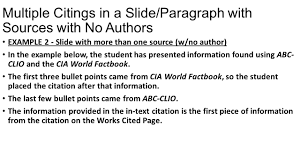 2013 Parenthetical Citing For Library Research Country Powerpoint
