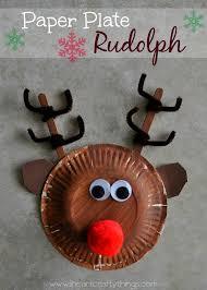 Childrenu0027s Christmas Crafts  Paper Plate Snowman  YouTubeChristmas Crafts Using Paper Plates