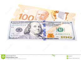 100 Canadian Dollar Bill Stock Image ...