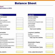 simple balance sheet example template blank balance sheet template excel balance sheet template