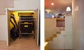 Il letto rialzato con sotto l'armadio è un'ottima idea per salvare spazio: Il Cubo Soppalco Sopra Letto Sotto Cabina Armadio Casafacile