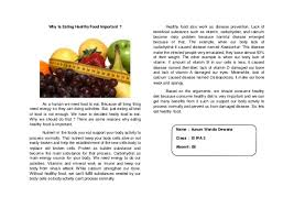 why being healthy is importance essay easy argumentative essay topic ideas research links and sample essays letterpile · image titled eat