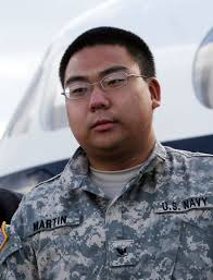 us navy petty officer bryan minkyu martin the enlisted naval intelligence specialist charged last thursday with several counts of attempted espionage and navy intelligence specialist