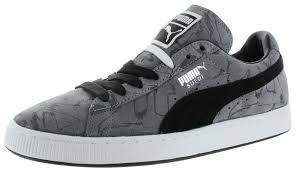puma shoes suede grey. puma-suede-classic-men-039-s-fashion-sneakers- puma shoes suede grey