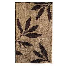 bath rug in brown tan bathroom rugs set n blue and brown rug