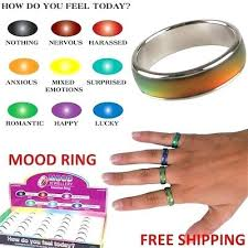 Mood Ring Chart Meanings Mood Ring Color Chart Meanings And A Mood Ring Color Chart