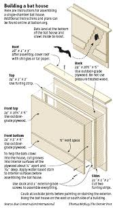 bat house plans bt bts re gret wy texas easy diy ohio