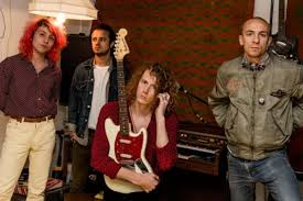 mystery jets Archives - The Gryphon