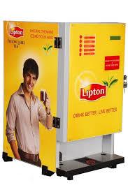 Tata Tea Vending Machine Adorable Vending Machines