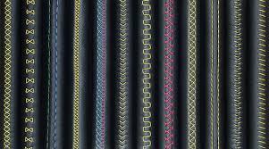 12 видов швов для перетяжки руля, ручки КПП и <b>стояночного</b> ...