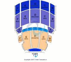 Mortensen Hall At Bushnell Theatre Tickets Seating Charts