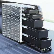 Anyone with side mount tool boxes on their truck? - YotaTech Forums