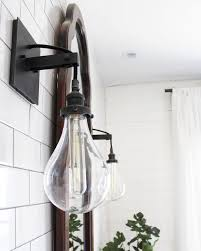industrial bathroom lighting. industrial bathroom sconce see this instagram photo by beginninginthemiddle lighting t