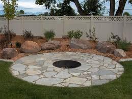flagstone landscaping. Plain Landscaping Picture053small For Flagstone Landscaping