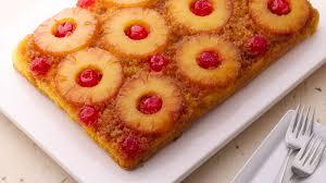 Easy Pineapple Upside Down Cake Recipe Bettycrockercom