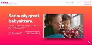 Short Notice Babysitter Find The Right Babysitter With Chime By Sittercity Nyc Tech Mommy