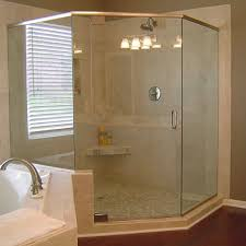 semi frameless shower doors. Frameless Neo Angle Enclosure With Header Semi Shower Doors I