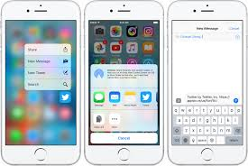 Ios 10 App Sharing Made Simple With Handy New 3d Touch Shortcut