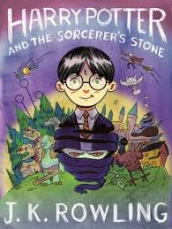 alternate book cover for harry potter and the sorcerer s stone