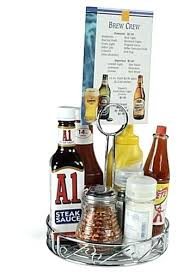 restaurant table caddy with paper towel holder condiment rustic wooden condiments racks