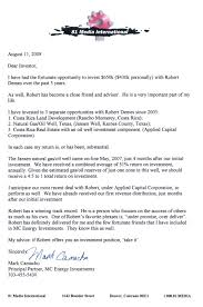 Letter Of Recommendation For A Judge How To Write A Character Letter To A Judge Recommendation Letter