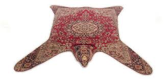 lise lefebvre faux bearskin rug bearskin rug animal animal free