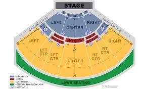Hollywood Casino Amphitheatre Seating Chart Casino