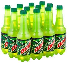 Купить <b>Газированный напиток Mountain Dew</b> Цитрус, 0.5 л, 12 шт ...