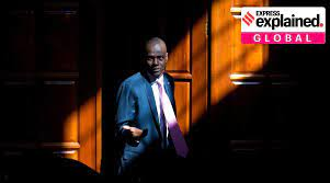 Who is Christian Emmanuel Sanon ...
