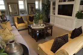 beautiful beige living room grey sofa. Compact Living Room Centered On Wood Four-piece Combination Dark Coffee Table. Beige Beautiful Grey Sofa O
